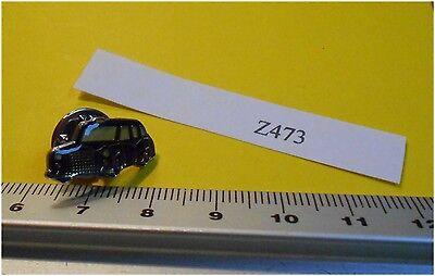 Enamel London Taxi Badge Pin