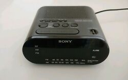 Sony Dream Machine AM/FM Clock Radio With Alarm ICF-C218