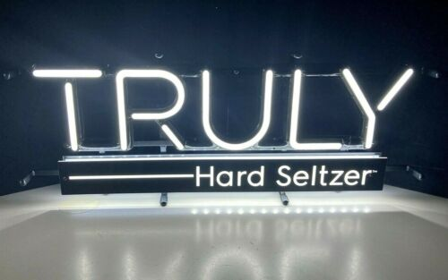 Truly Hard Seltzer Led Beer Sign Light Bar