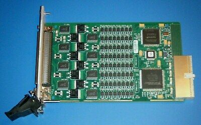Ni Pxi-6513 Industrial 64ch Isolated Digital Out National Instruments Tested