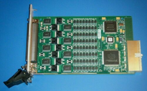 NI PXI-6513, Industrial 64ch Isolated Digital Out, National Instruments *Tested*