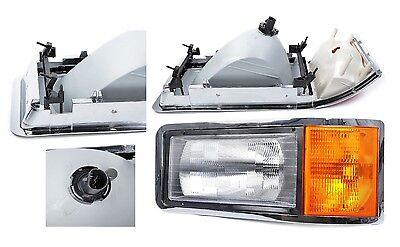 SET 1990-07 MACK CH600 CH SERIES Headlight with Corner Lamp