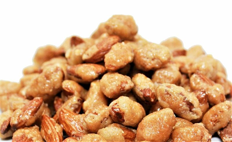 Toffee Nuts by Its Delish (Mixed Nuts, 1 lb)