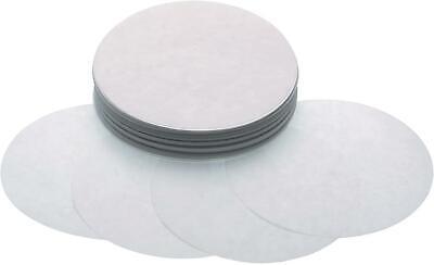 """Wax-Paper Beef Burger Discs, 8.5 cm (3.5"""") (Pack of 250)"""