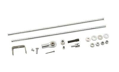 Mr. Gasket 3830G Dual Quad Carburetor Linkage Kit (Mr Gasket Carburetor Linkage)