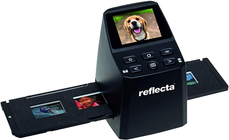 Reflecta x22-Scan Diascanner mit Display