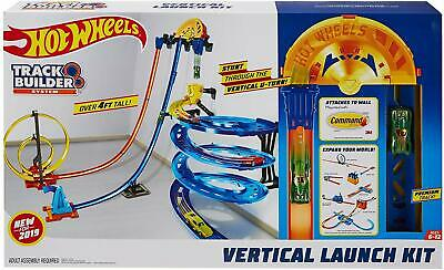 Hot Wheels Track Builder Vertical Launch Kit 50 Inches High