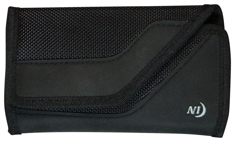Купить Nite Ize Clip Case Sideways Phone Holster For Belt Or Waistband - Large (Black)
