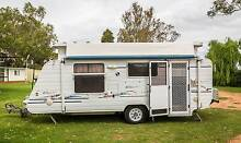 "2008 Supreme Spirit 16'x7'6"" Low Profile Pop Top Modbury Heights Tea Tree Gully Area Preview"
