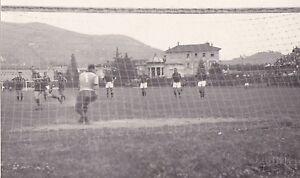 calcio-football-cartolina-atalanta-triestina-1948-korostelev-originale