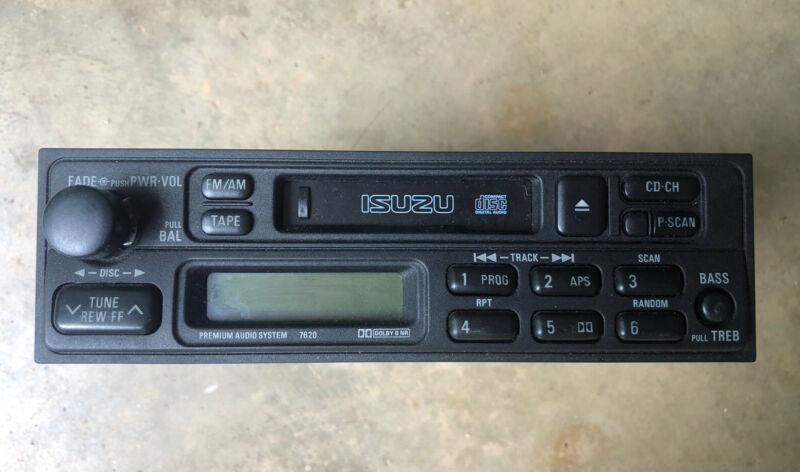 Isuzu Radio Stereo Tape Deck