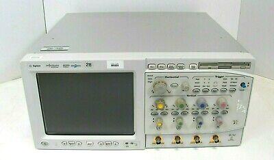 Agilent 54831m Infiniium 4 Channel Digital Oscilloscope 600mhz 4gsas
