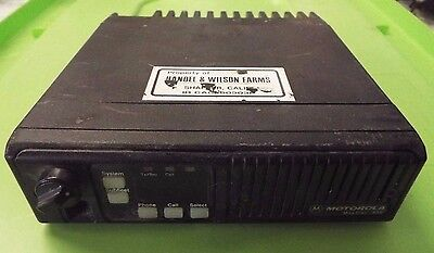 Motorola Maxtrac 800 Mobile D35mwa5gb6ak 6 Ch Trunking An2