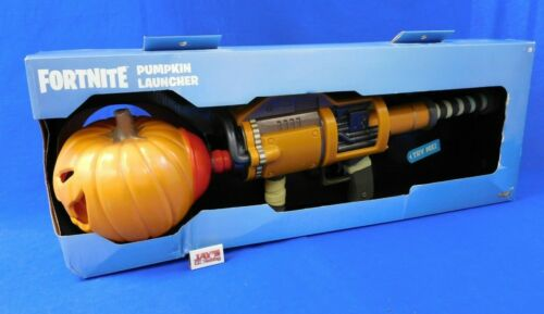 Fortnite Pumpkin Launcher Prop w/ Lights and Sounds | Officially Licensed | NEW