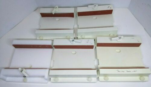 Bio-Rad Clamp Lot for Gel Electrophoresis Bio Rad