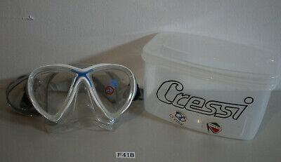 Cressi Big Eyes Evolution - Revolutionäre Erwachsene Tauchmasken (F418-R67)