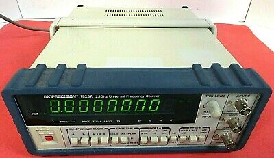Bk Precision 1823a 2.4ghz Universal Frequency Counter Free Shipping