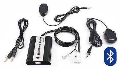 Bluetooth USB MP3 Freisprecheinrichtung 8P für Audi Concert Chorus Symphony 2 II