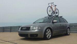 ÉCHANGE, Audi a4 wagon familiale b6 2003 quattro GT28 NEGO