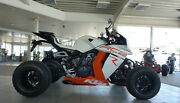 KTM E-ATV 1190 RC8 R Racing + Parts