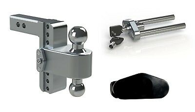Ball Mount Lock (Weigh Safe LTB6-2 Adjustable 6