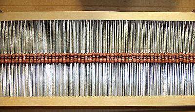 Qty 100 Pr01-10r-5 Vishay 10 Ohm 1w 5 Axial Power Metal Film Resistors Rohs
