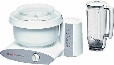 Bosch Küchenmaschine Universal Plus MUM 6N11 / weiß