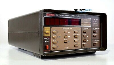 Keithley 617 Programmable Electrometer Look Ref. 444g