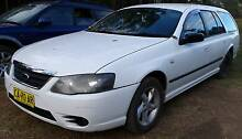 08 BF2 LPG wagon, runs sweet, no rego, negotiable, can deliver Wauchope Port Macquarie City Preview