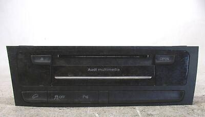 2009-2016 Audi Q5 Radio Control Panel OEM