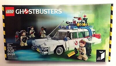 Lego 21108 Ghostbusters  NEW