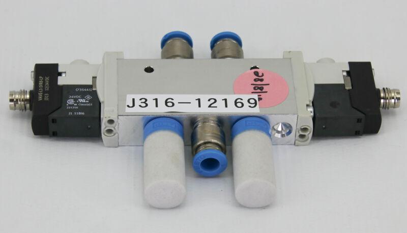 12169 FESTO SOLENOID VALVE (NEW) VUVG-L14-B52-T-G18-1P3