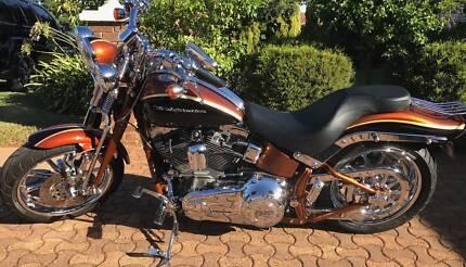 2008 Harley Davidson FXSTSSE2 Screamin Eagle Softail Springer