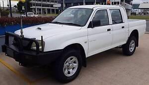 2006 4WD Mitsubishi Triton Ute Mackay Mackay City Preview