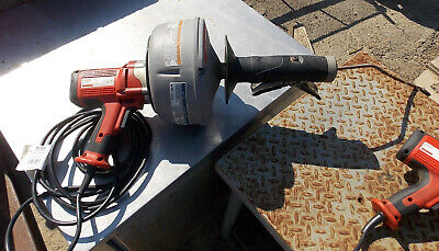 Ridgid K 45 Electric Drain Cleaning Snake
