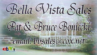 BELLA VISTA SALES