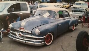1952 Pontiac/Chevrolet sedan package