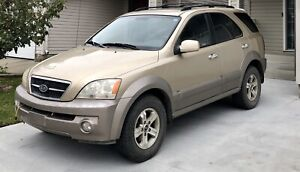 Kia Sorento AWD fully loaded