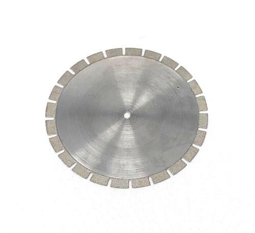 Dental Serrated Diamond Disc 40mm x 0.30mm for cutting model plaster, die stone