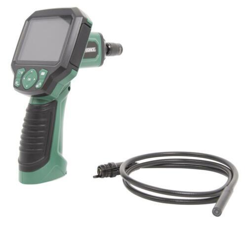 BRAND NEW! Master Force Model 244-5967 Digital Inspection Camera w/ Case (MX350)