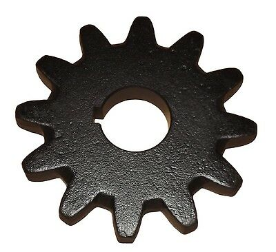 12 Tooth Drive Sprocket 12 Keyway 31597 Fits Bradco 615 Trencher