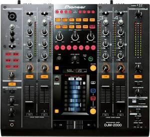 Pioneer djm 2000 mixer in excellent condition!!!! St Kilda Port Phillip Preview