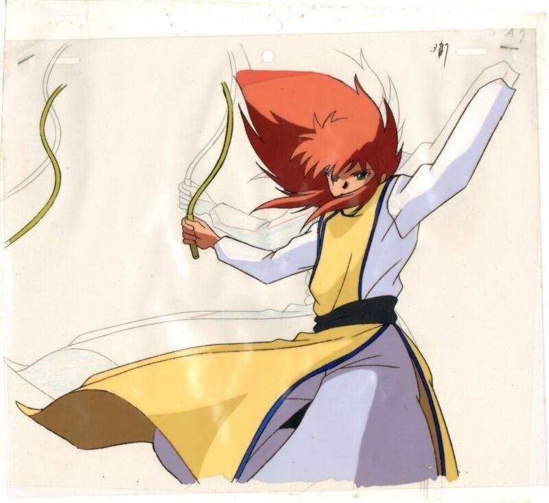 Anime Cel Yu Yu Hakusho #190