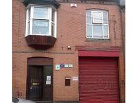 Industrial Unit to let off Saffron Lane ( Leicester)