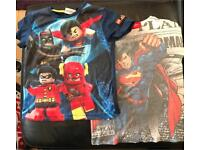 Boys t-shirts age 5 years