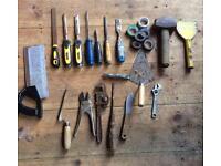 Hand Tools vintage