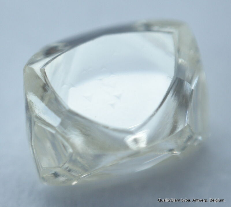 FOR ROUGH DIAMONDS JEWELRY: H FLAWLESS 1.01 CARAT BEAUTIFUL GEM DIAMOND NATURAL