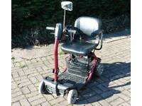 Rascal Liteway 4 Mobility Electric Car Boot Scooter - MAY DELIVER PLEASE READ.