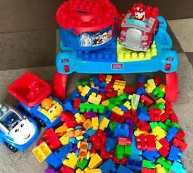 Mega blocks bundle