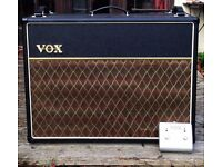 VOX AC30 CC2 Guitar Amplifier. Fantastic condition. Recently Serviced. Ready to go.